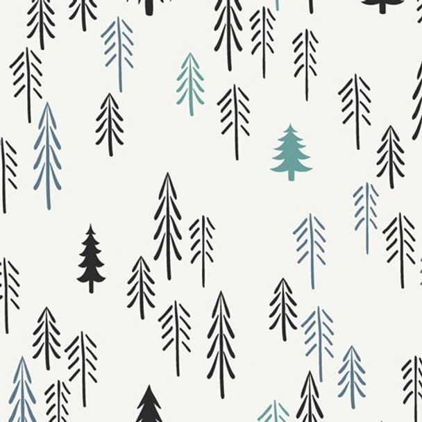 Loblolly Pine Tree fabrics design