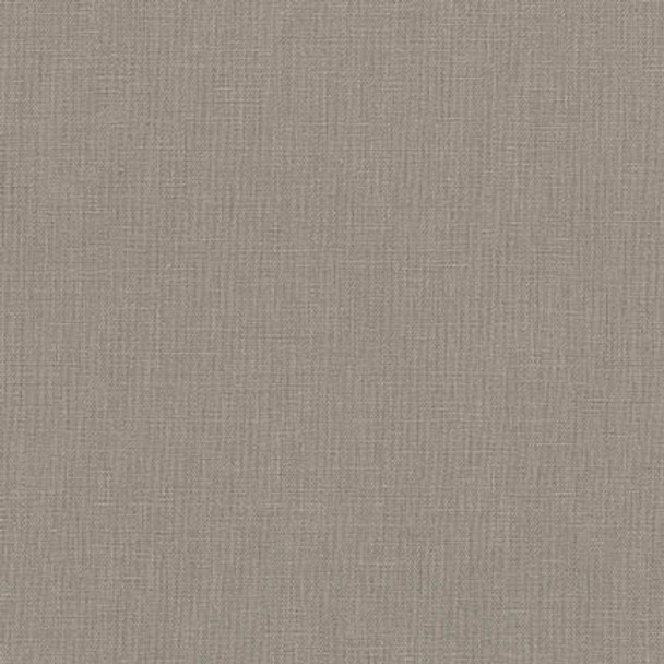 Pewter Essex Linen fabric, Robert Kaufman Essex Linens solid fabric, QTR YD