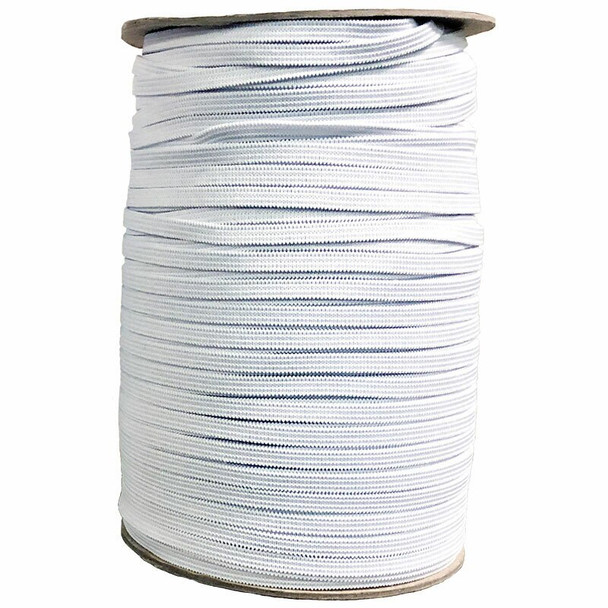 """1/4"""" soft white elastic by the yard"""