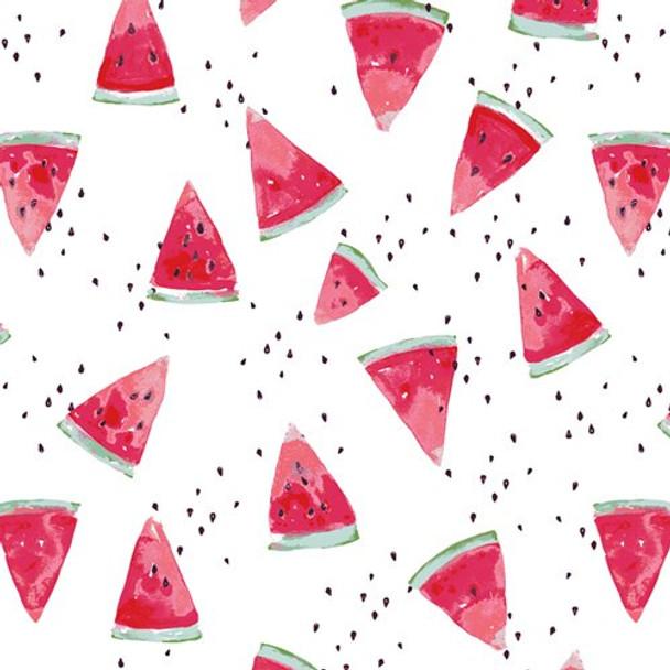 Watermelon quilt cotton fabrics design
