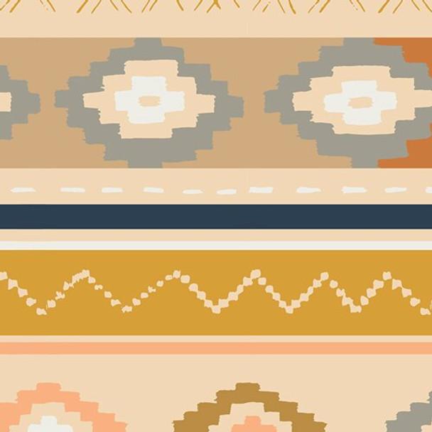 Bound in CANVAS fabrics design