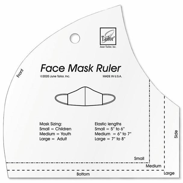 Face Mask template June Tailor