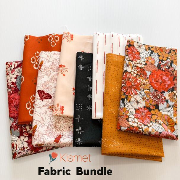 Kismet Fabric Bundle quilt cotton fabrics design