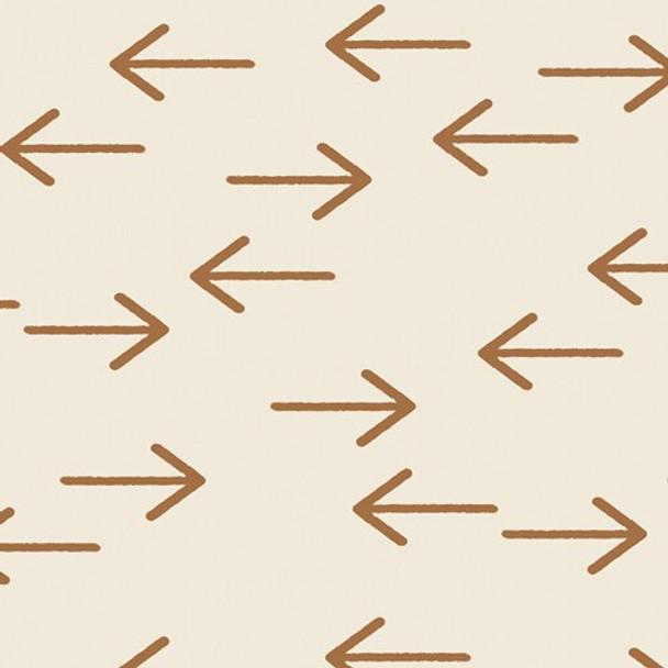 Modern arrow Homebody quilt cotton fabrics design