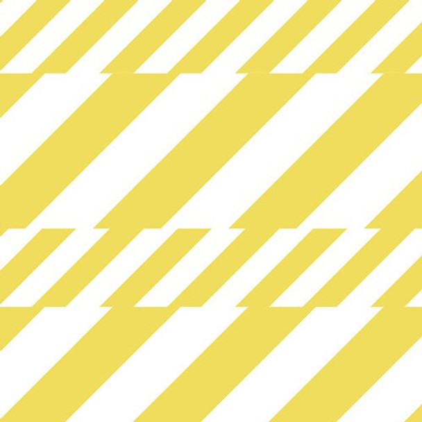 Yellow straw stripe fabrics design