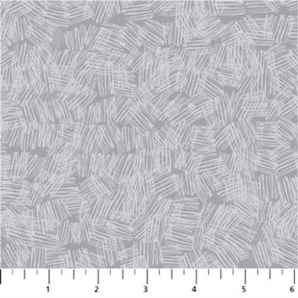 Gray texture cotton fabrics design