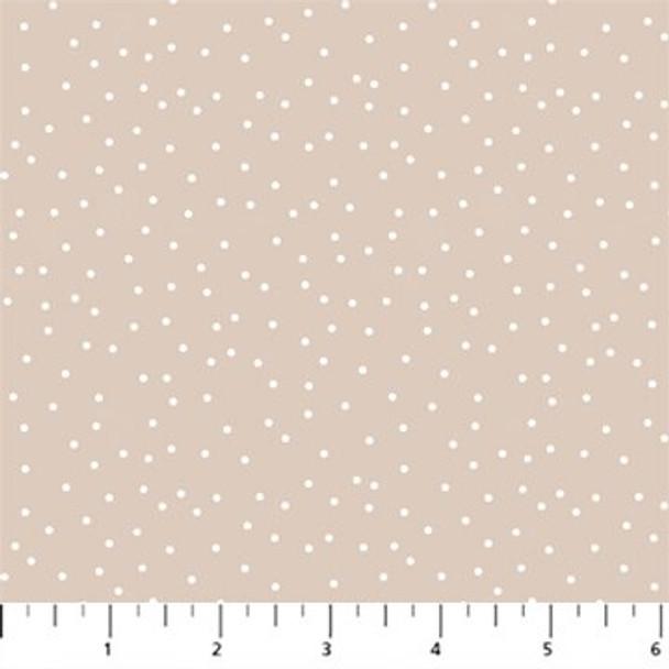 Camel dots cotton fabrics design