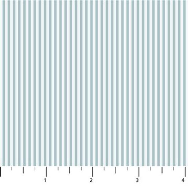 Blue stripes cotton fabrics design