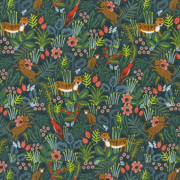Hunter Rainforest jungle fabrics design