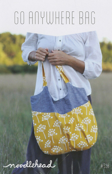 Go Anywhere Bag sewing pattern