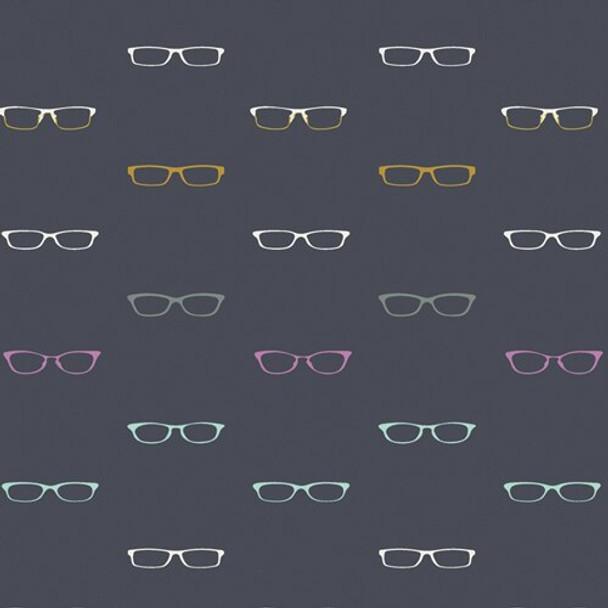 Modern Reading Glasses cotton fabrics design