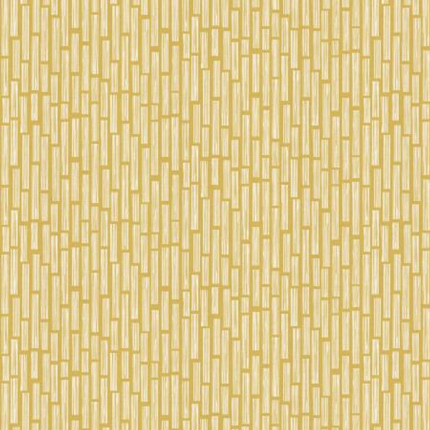 Yellow wood grain In the Woods quilting cotton fabric QTR YD