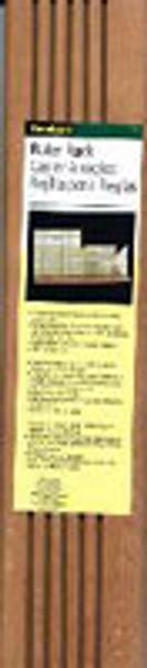 Omnigrid Wooden Ruler rack - Quilting ruler storage rack