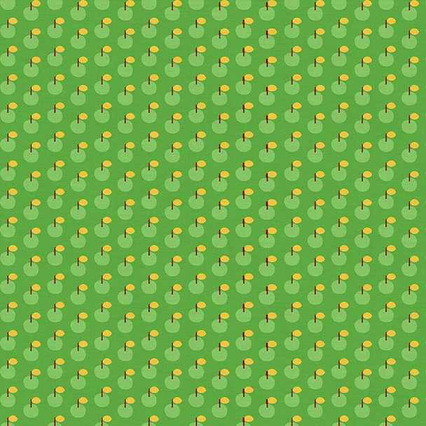 Tiny Green Apples PBS Fabrics Animal Alphabet quilt cotton fabrics