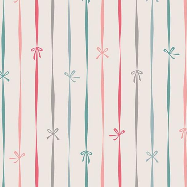 Christmas bows Fabrics design