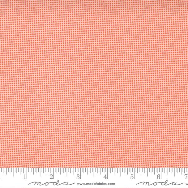 Strawberry Tiny Square fabric - Make Time Moda Fabrics quilting cotton