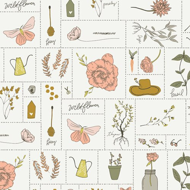 Garden supplies Simple Living quilting cotton fabrics design