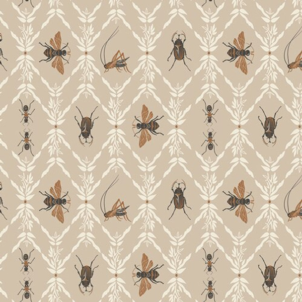 Beetle bugs boy cotton fabrics design