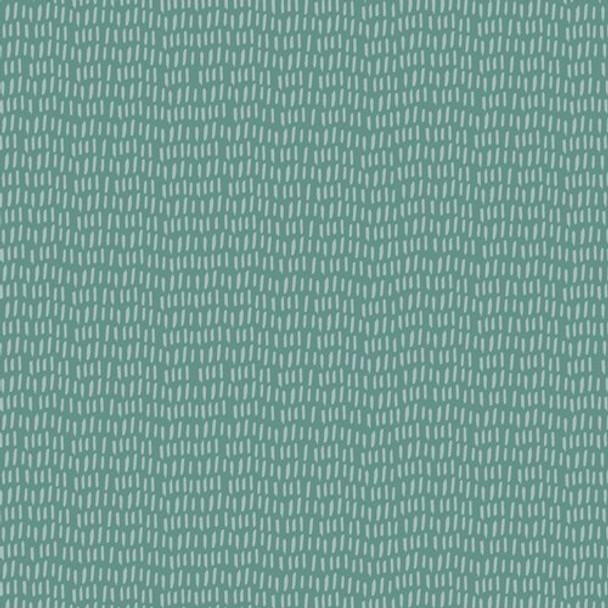 Blue green dash fabrics design