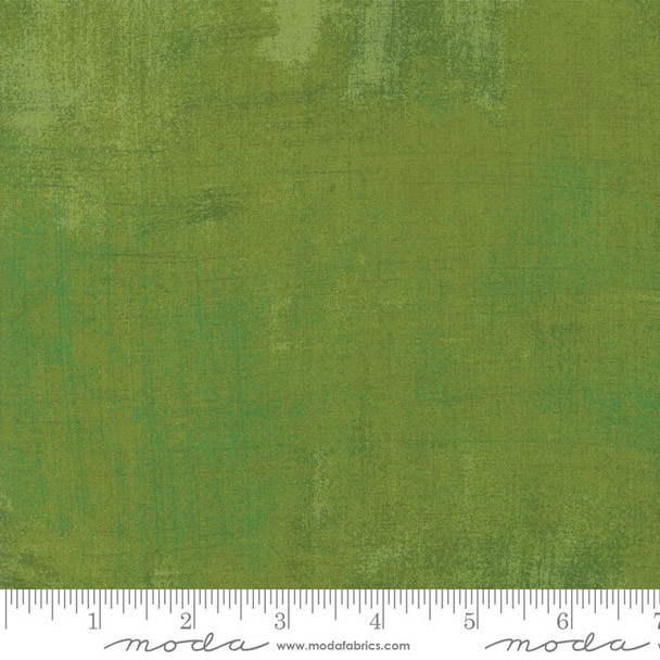 Green Zesty Apple Grunge fabrics design
