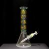 Cheech Zodiac Beaker Water Pipe