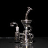 Dual Arm Funnel Reclaim Recycler