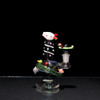Mini Rocket Ship Water Pipe
