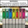 Cali Maxx Disposable Ecigs 5% Nicotine Sarasota & Bradenton, Florida