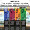 Cali XXL Disposable Ecigs 5% Nicotine