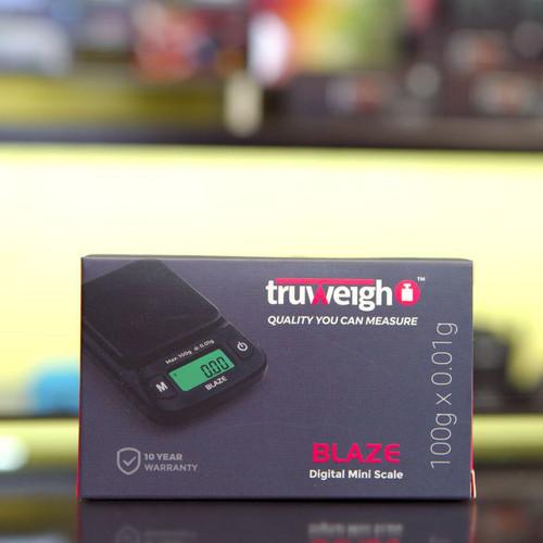 TruWeigh BLAZE Mini Scale 100gx0.01g