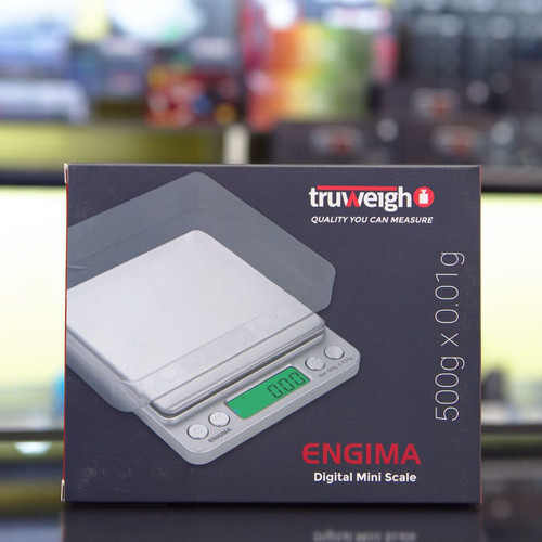 TruWeigh Engima Digital Mini Scale 500gx0.01g