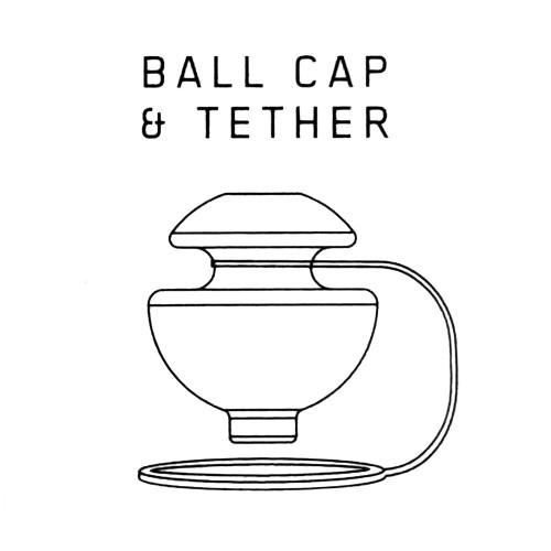Puffco Peak Ball Cap & Tether