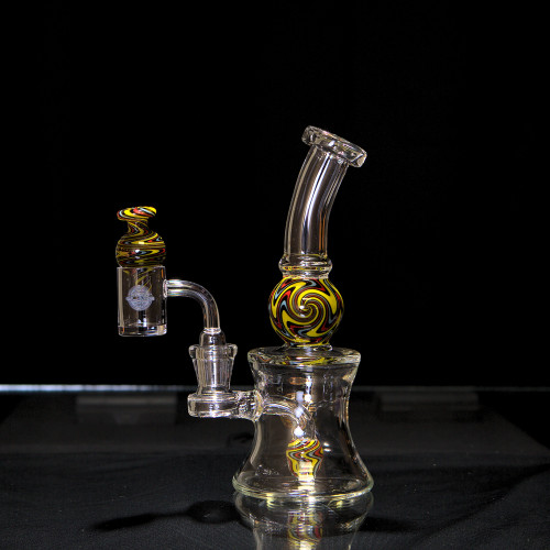 On Point Glass Small Wig Wag Rig