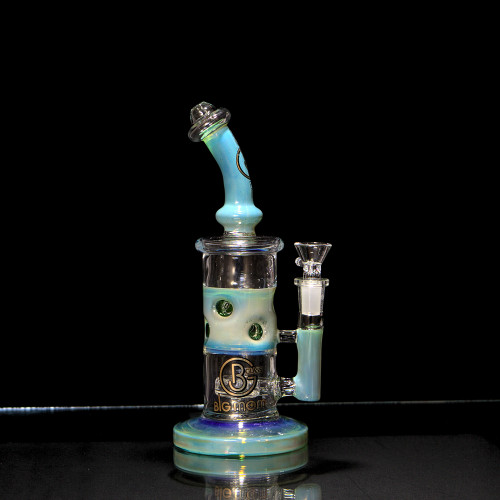 Big Mom Glass Fumed Green Recycler
