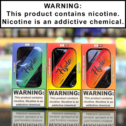 Hyde Duo Disposable Ecigs 5% Nicotine