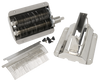 American Eagle AE-JS22 1.5HP Commercial Electric Jerky Slicer Kit Stainless Steel Jerky Slicer Head Open