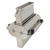 American Eagle AE-TS22 1.5HP Commercial Meat Tenderizer Kit Stainless Steel Tenderizer Head