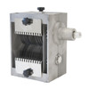 American Eagle AE-MC22N 1.5HP Commercial Electric Meat Cutter Kit Stainless Steel Meat Cutter Head Inside Combs