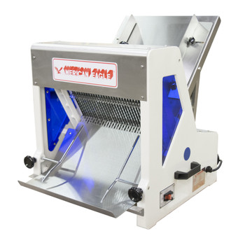 American Eagle AE-BS06 Bread Slicer Gravity Assisted Style, 1/4 HP, loaf max length 15 1/4', 115/60Hz/1Ph