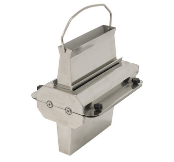 American Eagle AE-JS12H  Commercial Jerky Slicer Attachment Stainless Steel