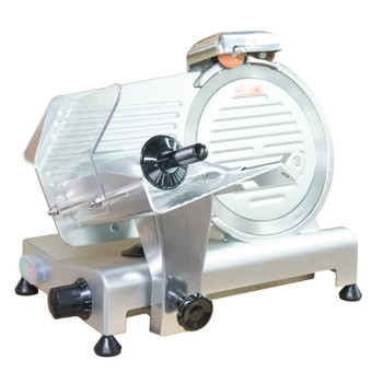 "American Eagle AE-MS10 Heavy Duty 10"" Meat Slicer, 1/4 HP - ETL, NSF Certified, 115V/60Hz/1Ph"