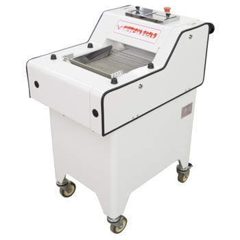 American Eagle AE-DM28 Heavy Duty Mini Dough Moulder Side