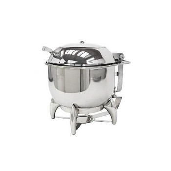 Buffet Enhancements Chafing Dish Soup Station New Age Style