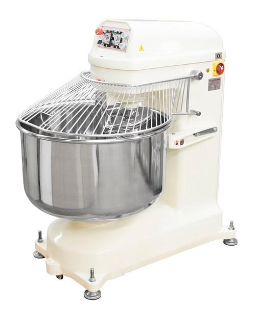 American Eagle AE-75K 190Qt Spiral Mixer, Capacity 165Lbs Flour, 264Lbs Dough, 8.5HP Agitator, 3HP Bowl, 220V/3Ph/60Hz