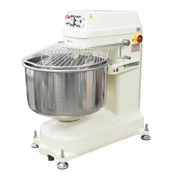 American Eagle AE-4065 100Qt Spiral Mixer 88lbs Flour/143lbs Dough, 4HP (PRE-AE-4065)
