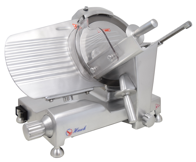 "Hawk 351LMS98 10"" Meat Slicer"