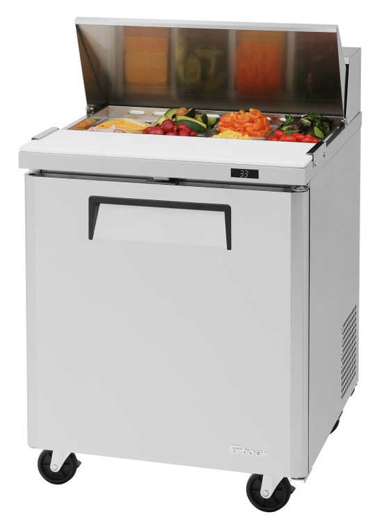 MST-28-N Prep Table Refrigerator