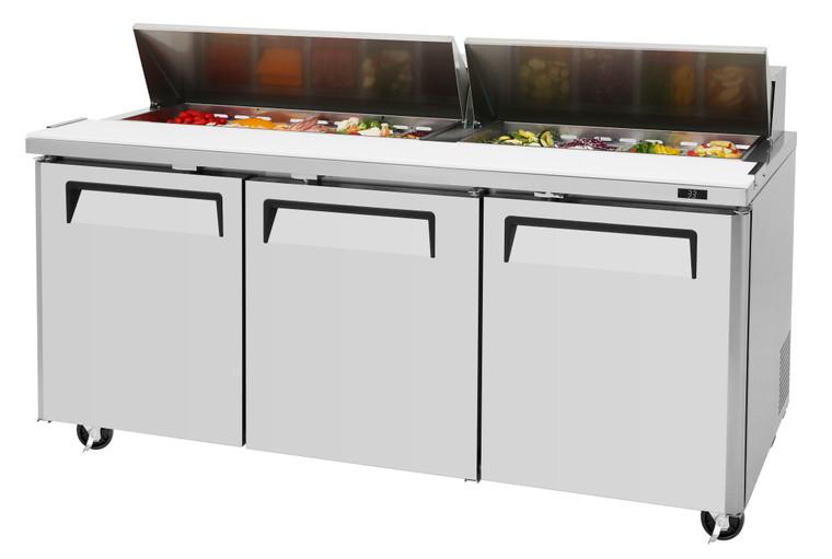 MST-72-N Prep Table Refrigerator