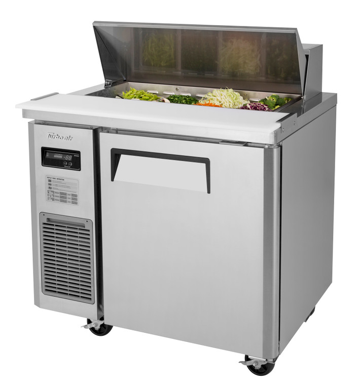 JST-36-N Prep Table Refrigerator