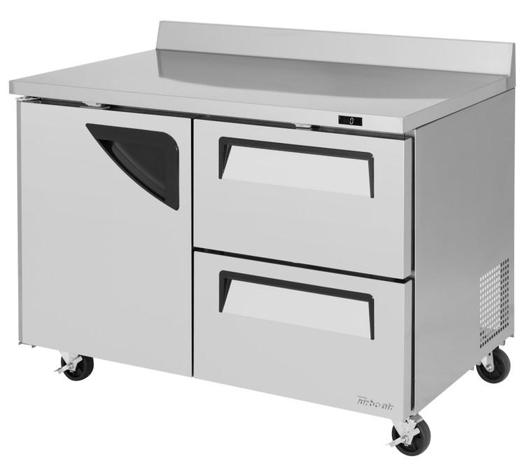 TWF-48SD-D2-N Worktop Freezer
